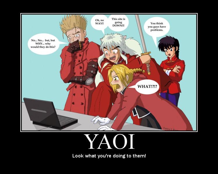 yaoi serien