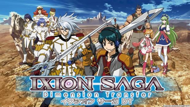 ixion-saga