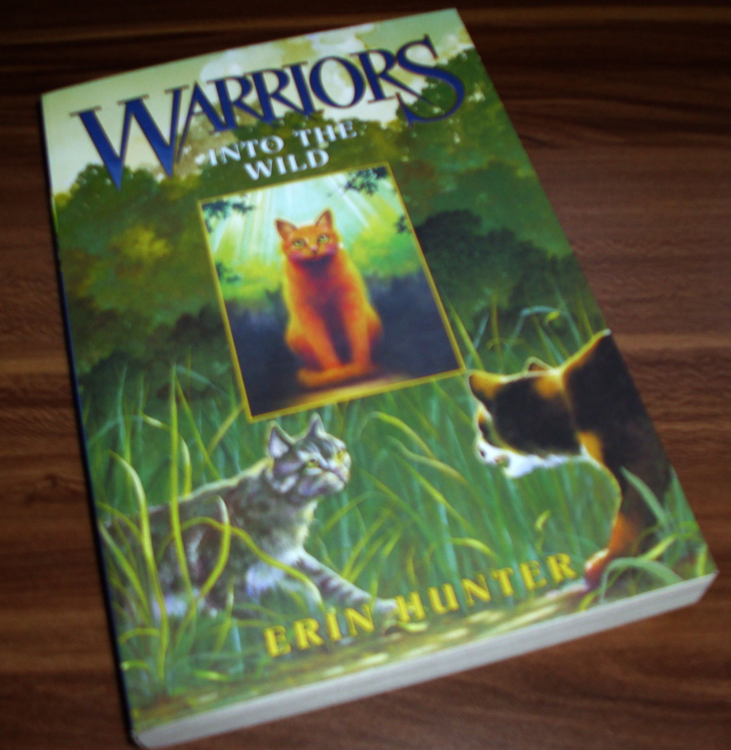 What Genre Is Warriors Into The Wild